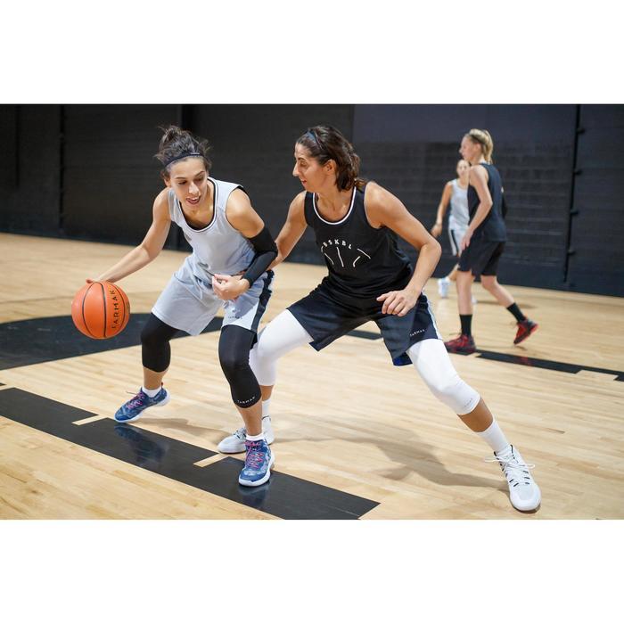 Basketball BT500 FIBA Größe6 braun
