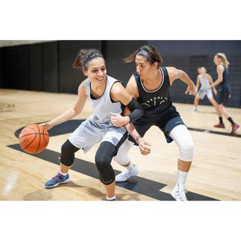 Size 6 FIBA Basketball BT500 - Brown