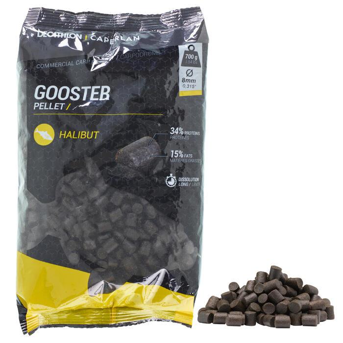 Gooster Heilbutt Pellets, 8mm 0,7 kg