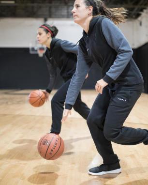 如何避免籃球常見的運動傷害:熱身