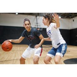 Basketbal BT900 maat 6 FIBA-gehomologeerd voor meisjes, jongens en dames