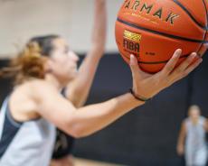 palloni basket indoor