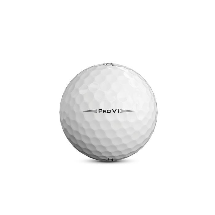 Golfbälle Pro V1 2019 12 Stück weiß