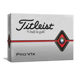 Golfballen Pro V1X 2019 x12 wit