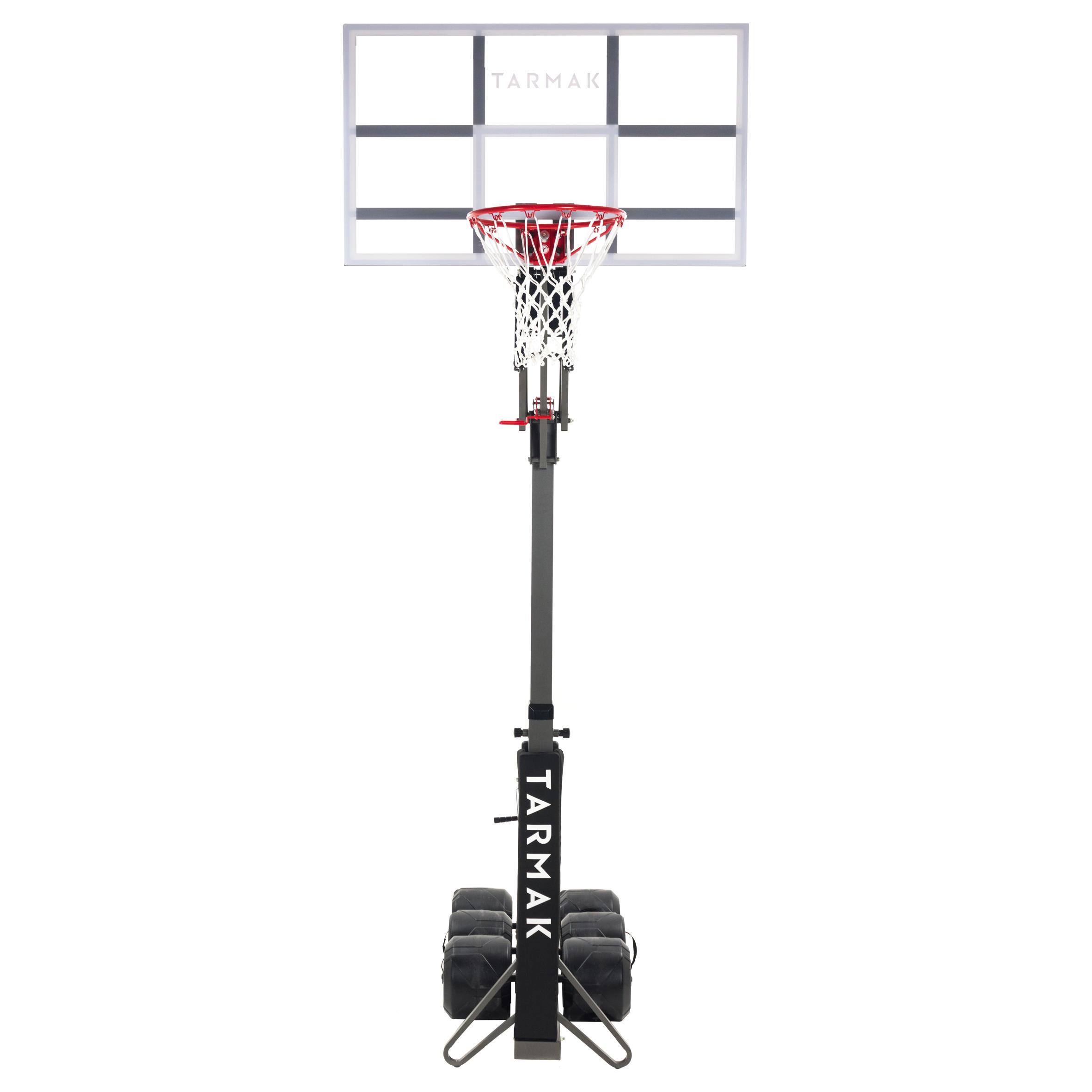 Panier De Basket Enfant Adulte B900 2 40m à 3 05m Se Règle Et Se Range En 2mn Tarmak Decathlon