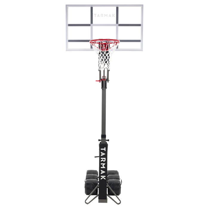 Panier De Basket Enfant Adulte B900 2 40m A 3 05m Se Regle Et Se