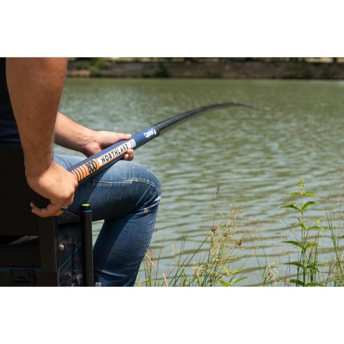 Oversteekhengel voor statisch vissen Northlake-1 800 Caperlan