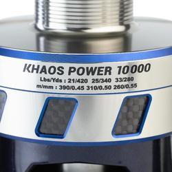 Hengelmolentje Khaos 10000 Power