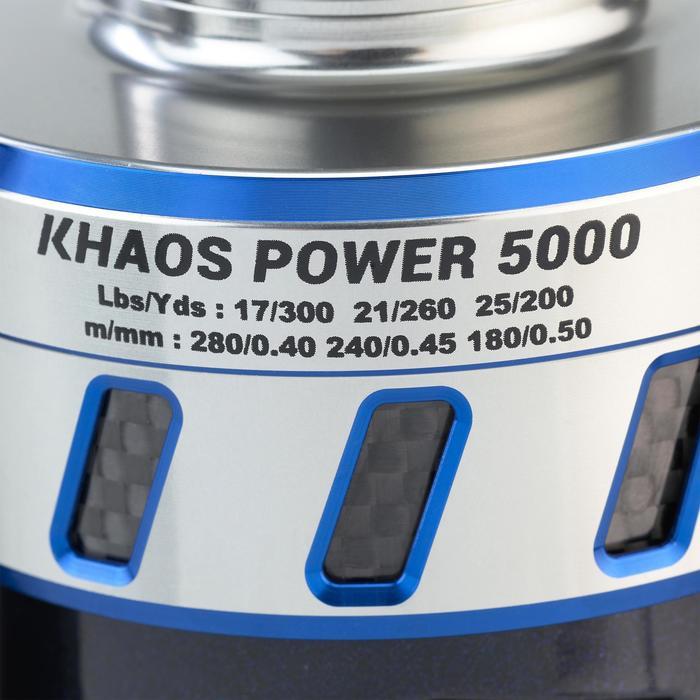 Stationärrolle Khaos 5000 Power