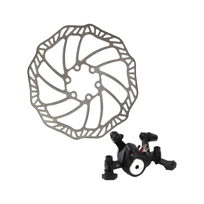 BRAKING ROAD Cycling - Promax Decode Disc Brake WORKSHOP - Bike Brakes and Transmission