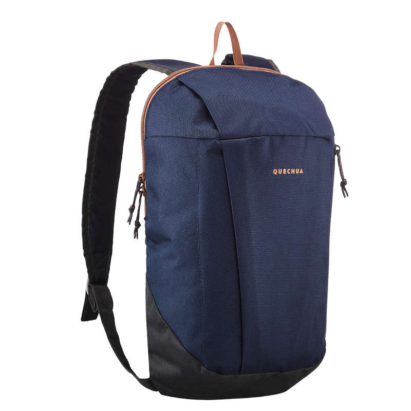 10L TO 30L NATURE HIKING BACKPACKS Hiking - NH100 10L Backpack - Blue QUECHUA - Hiking