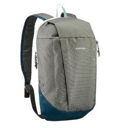 Hiking Bag 10 Litre NH100 - Khaki Brown