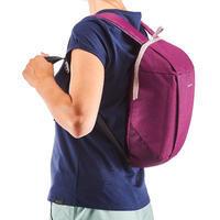 NH100 10 L Country Walking Backpack - Dark Purple