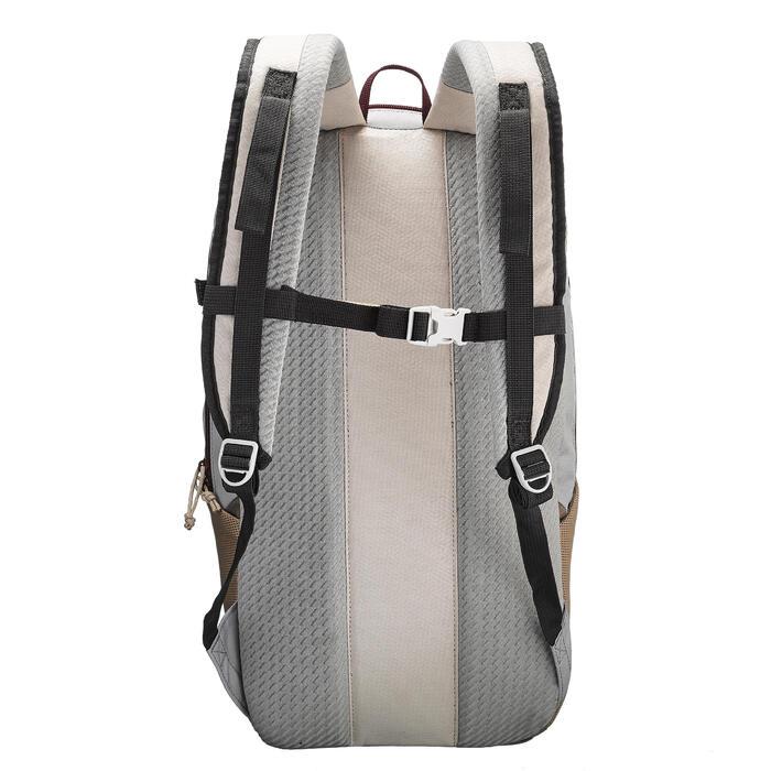 Rucksack Naturwandern NH100 20 Liter beige