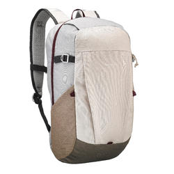 鄉村健行背包NH100 20 L-米色