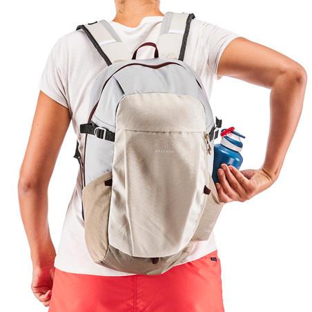 Рюкзак NH100 для туризму за місто, 20 л - Бежевий