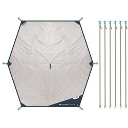 TARP COVER CAMPING MULTIFUNCTION - FRESH