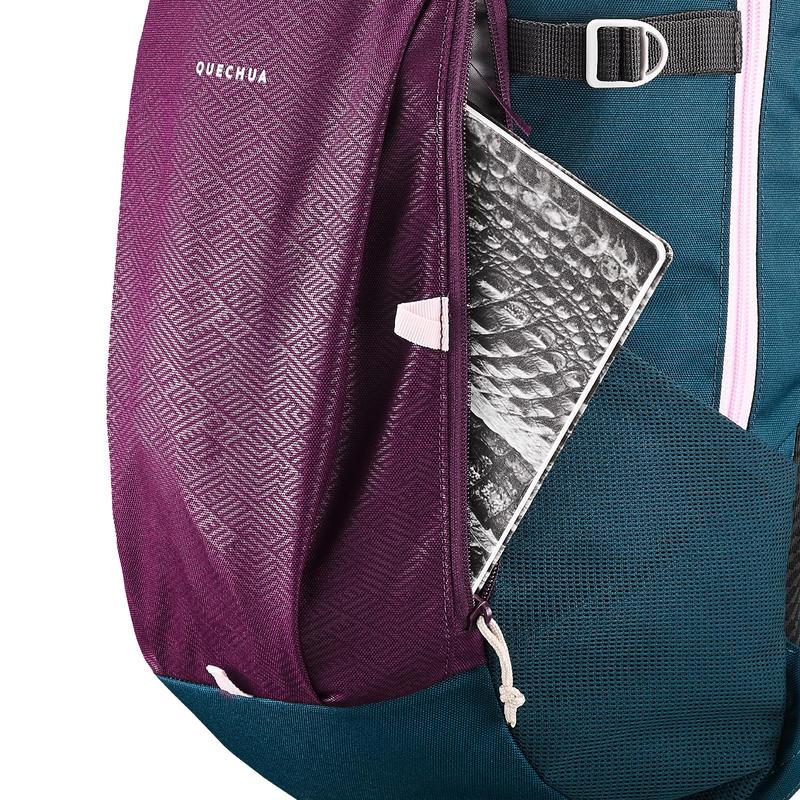 NH100 20L Country Walking Backpack - Dark Purple