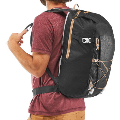 Country Walking Backpack 30L - NH100 - Black
