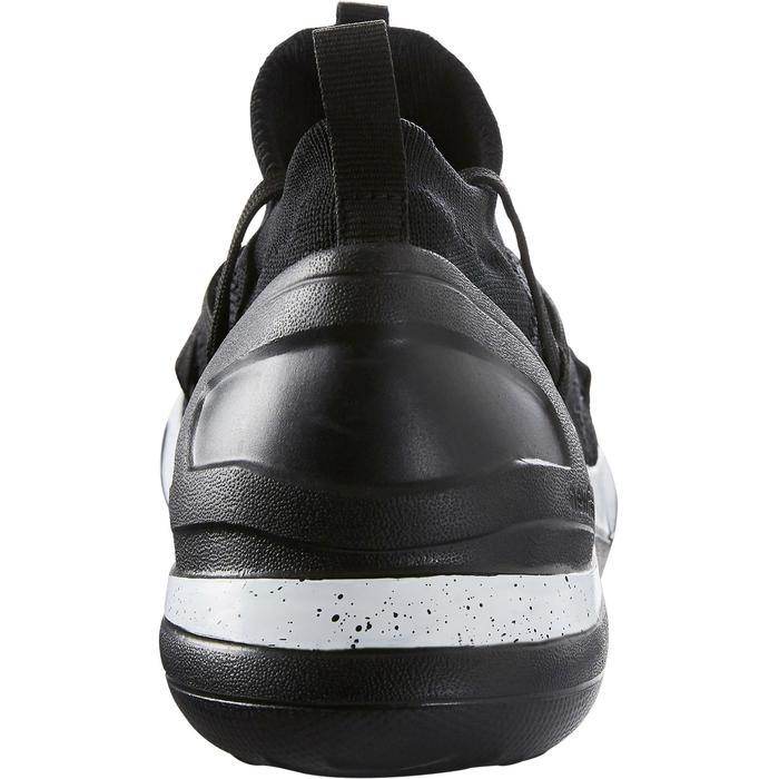 Zapatillas Caminar Newfeel PW 140 Knit Double Mujer Negro