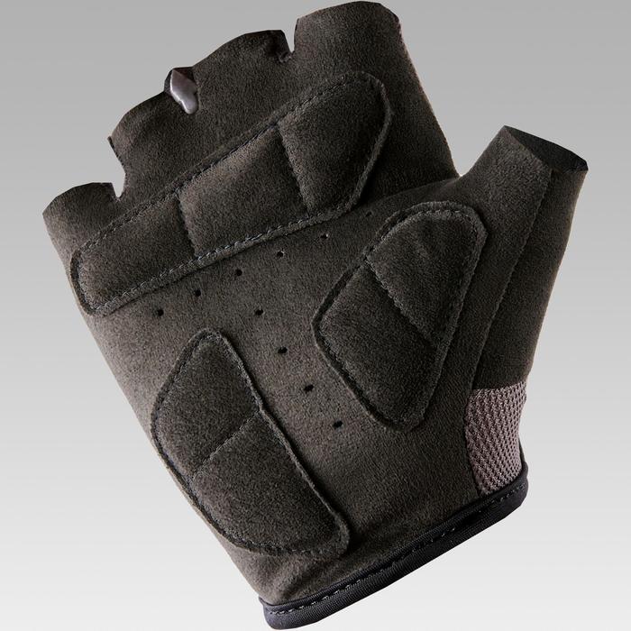 Fietshandschoenen 500 kinderen grijs