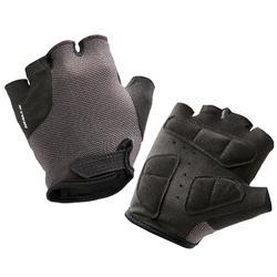 Fietshandschoenen Kind ST500 grijs