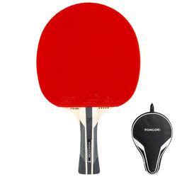 乒乓球拍+球拍套TTR 560 Speed 5*