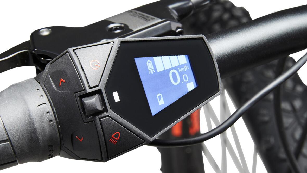 Display Rockrider e-ST900