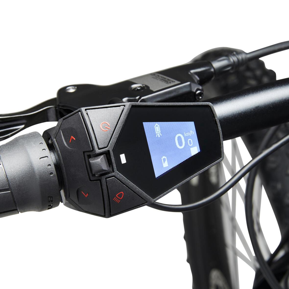 buttons screen rockrider e-st 900 mountain bike