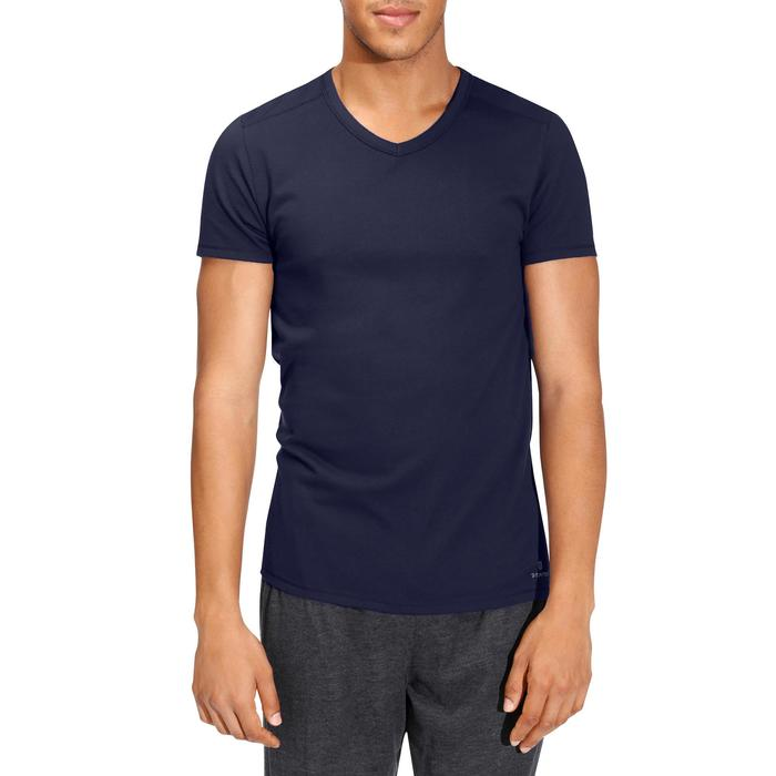 T-Shirt slim Gym & Pilates homme - 164070