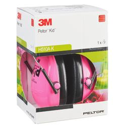 CASQUE DE TIR PELTOR JUNIOR ROSE