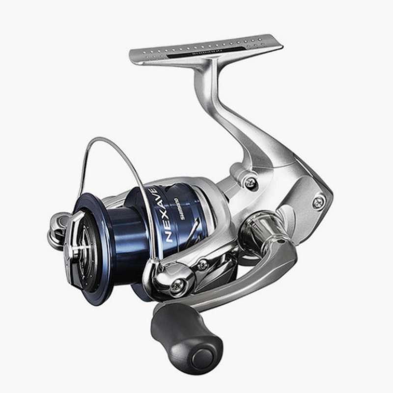 СПИНН. КАТУШКА ОТ 1000 ДО 1500 Рыбалка - Катушка NEXAVE 1000FE NEW SHIMANO - Спиннинги и катушки