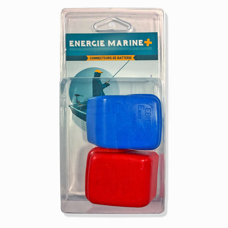 BOATS, ENGINES, BATTERIES Fishing - Motor/battery connector ENERGIE MARINE - Fishing Equipment and Tackle