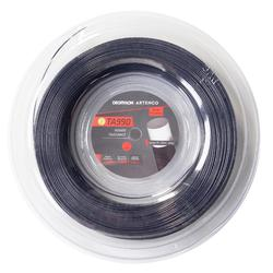 BOBINE DE CORDAGE DE TENNIS MONOFILAMENT NOIR TA 990 POWER 1.27mm 200 M