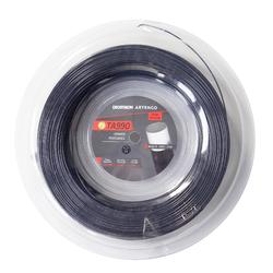 Tennissaite TA 990 Power Monofaser schwarz 1,2 mm 200m
