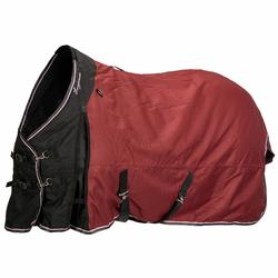 Winter-Regendecke Allweather 300 1000D Pferd/Pony bordeaux