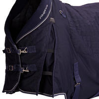 Horse Riding Stable Rug 400 For Horse And Pony - Navy
