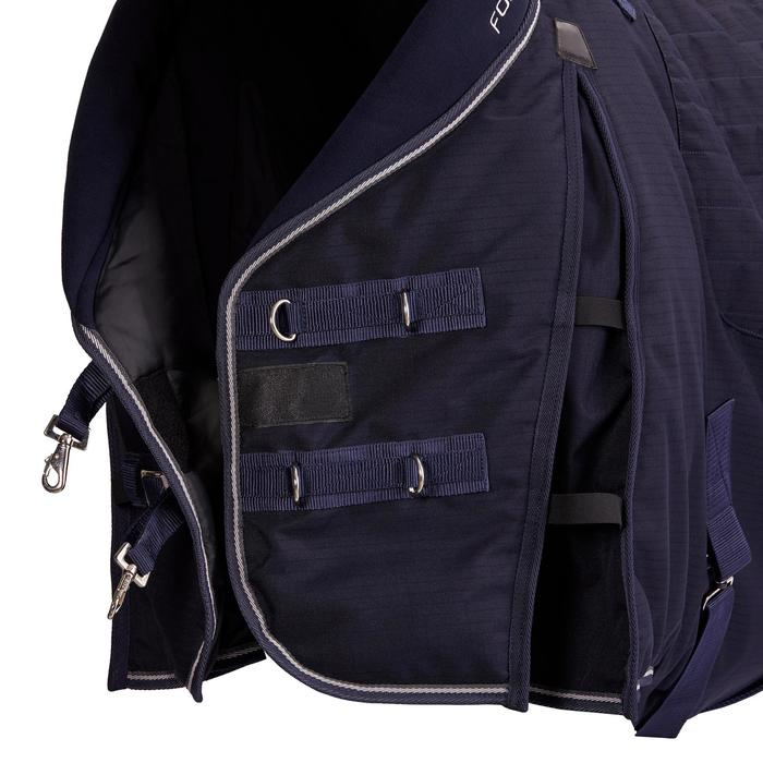Staldeken ruitersport paard en pony Stable 400 marineblauw