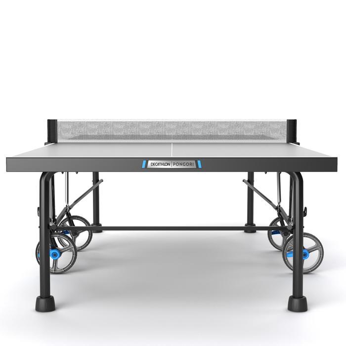 TABLE DE PING PONG EXTÉRIEURE PPT 930 NOIRE AVEC HOUSSE
