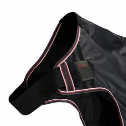 Chemise de marcheur équitation cheval EXERCISE noir