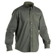 Men's Full Sleeve Shirt 100 Green