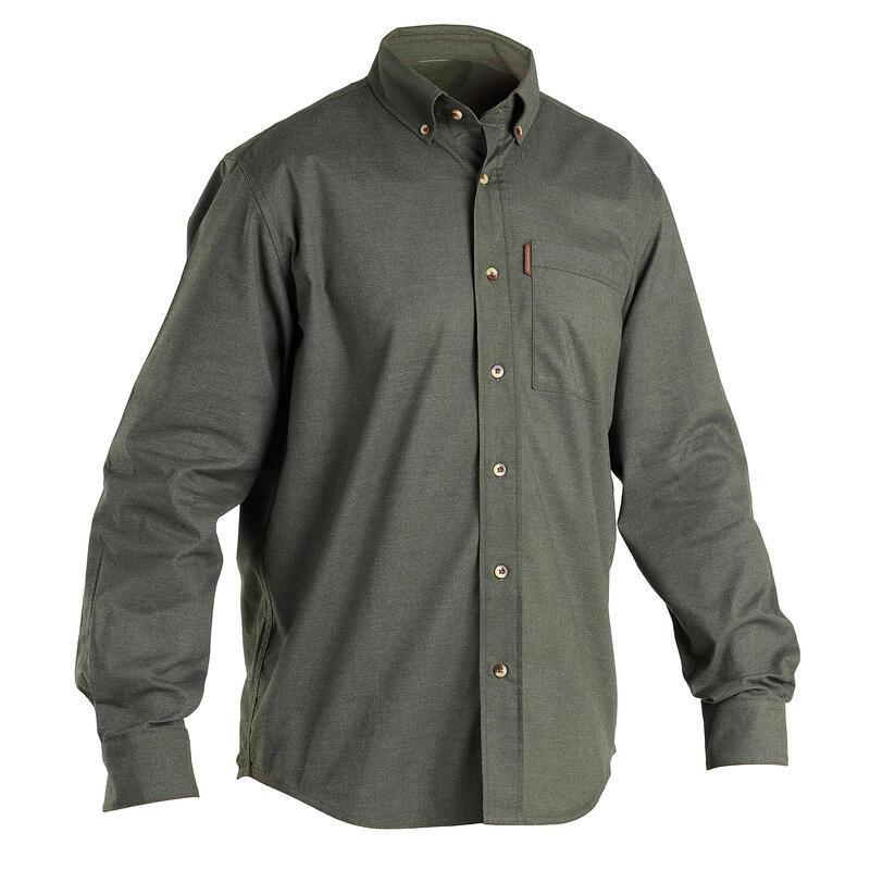 100 Long Sleeve Shirt - Green
