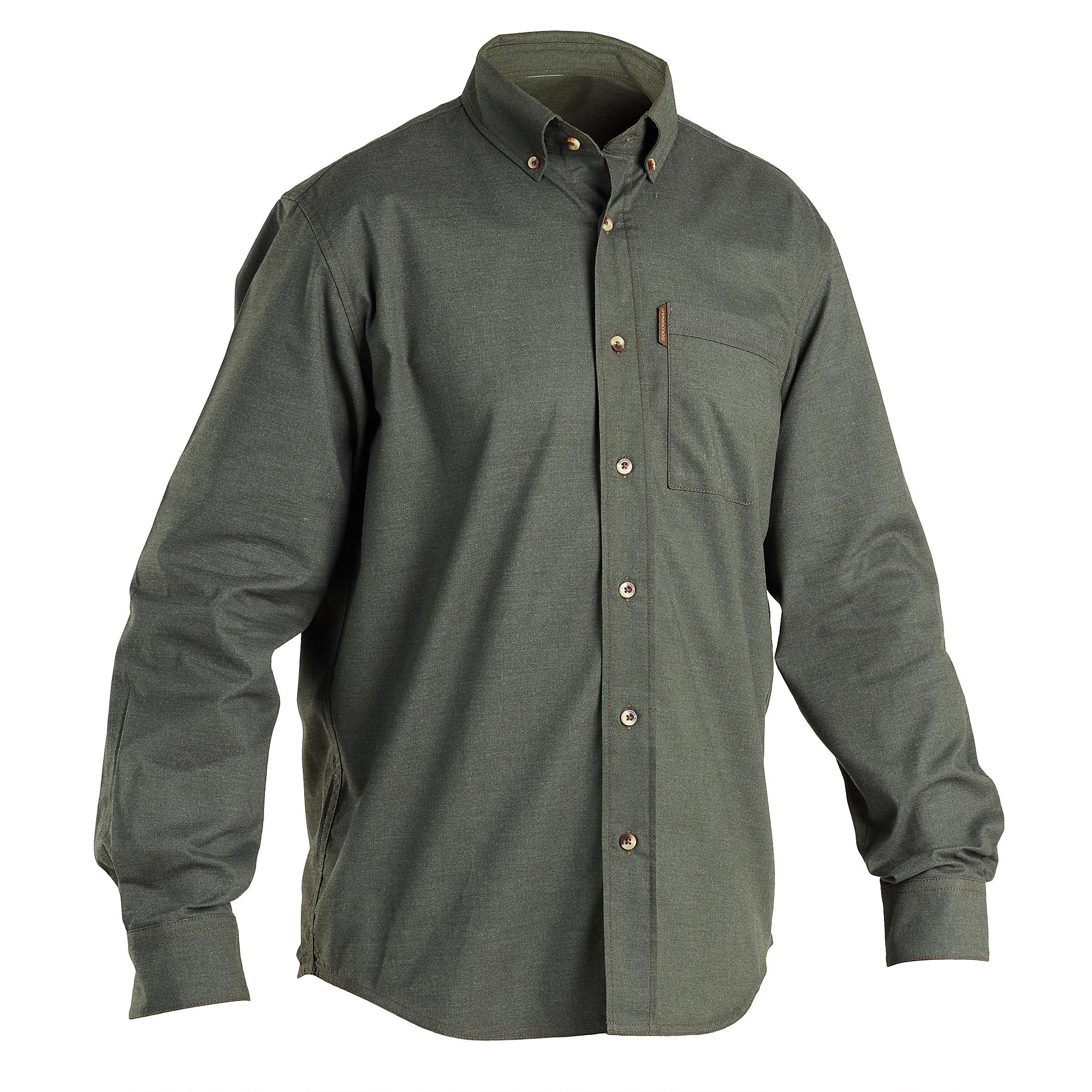0f1f4635e504 Comprar Camisetas y Camisas de Caza online | Decathlon