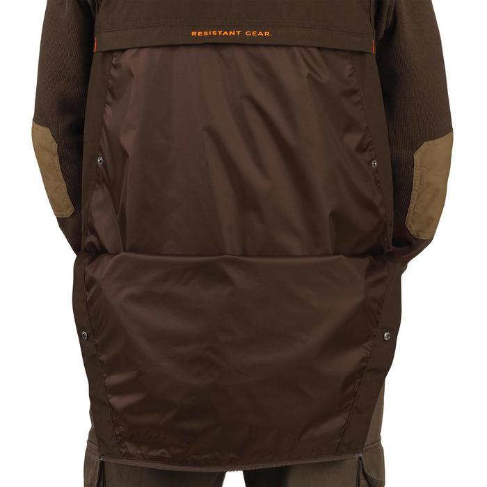 Jagersvest Renfort 500 fluo/bruin