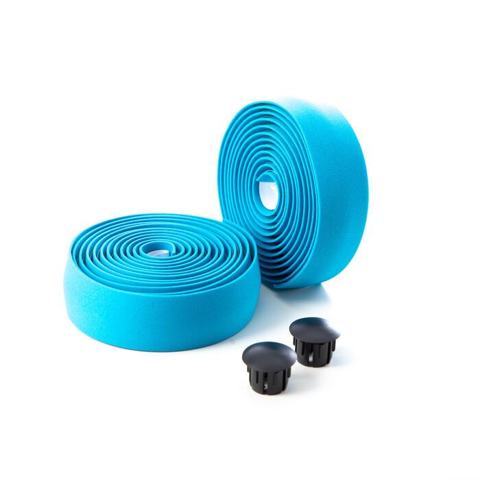 Stuurlint racefiets Gel Comfort blauw