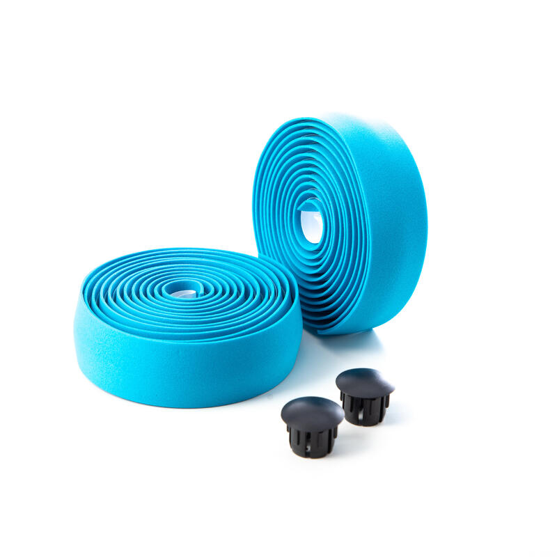 Comfort Gel Handlebar Tape - Blue