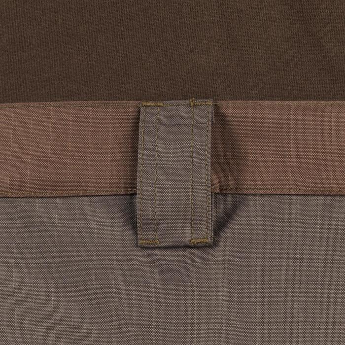Waterdichte broek voor de jacht 500 bruin