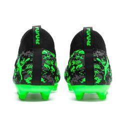 Chaussure de football adulte Future 19.3 FG noire