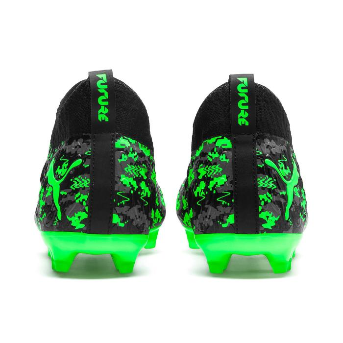 Voetbalschoenen Future 19.3 FG zwart/groen