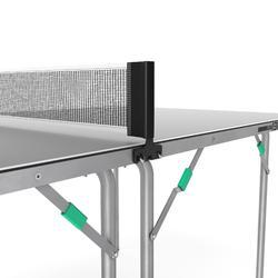 Tafeltennistafel / pingpongtafel outdoor PPT 130 Medium grijs